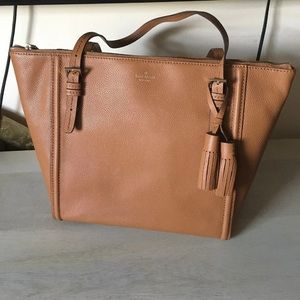 NWT ♣️♥️Kate Spade ♣️♥️Shoulder Leather bag